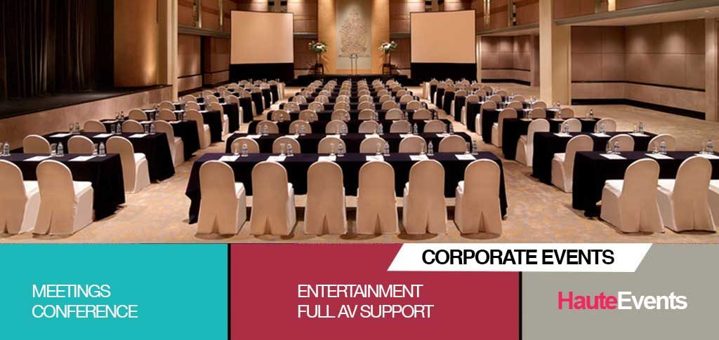 CORPORATE EVENTS SINGAPORE
